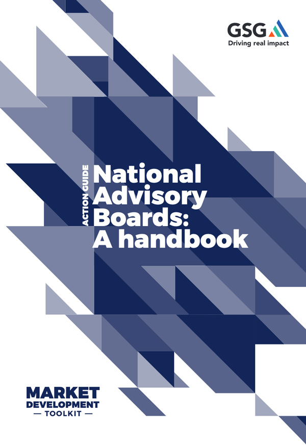 National Advisory Boards: A Handbook